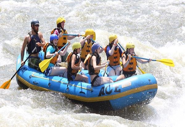 beas river to start the game of adventure salon raised to enjoy