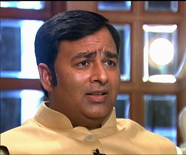 makers of the taj mahal wanted to annihilate sangeet som
