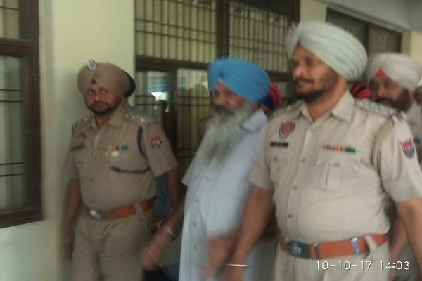 punjab police appeals to sukha singh langah in court