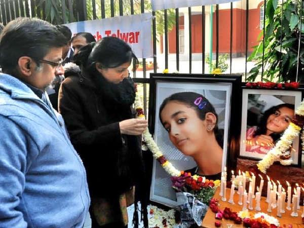 aarushi murder case  this film was made on mystery of death