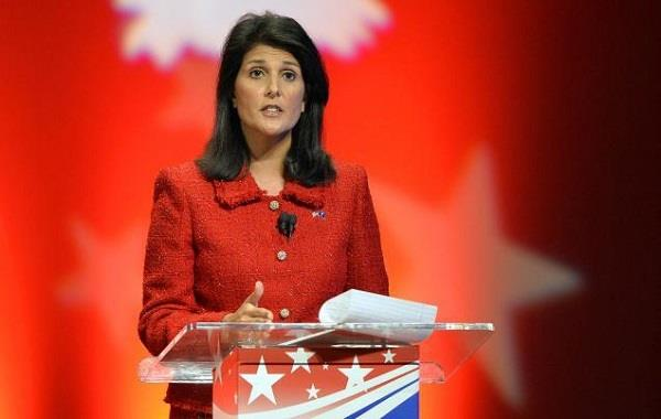 india can help us to keep an eye on pakistan  haley