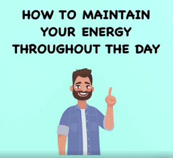 these tips keep the body alive all day