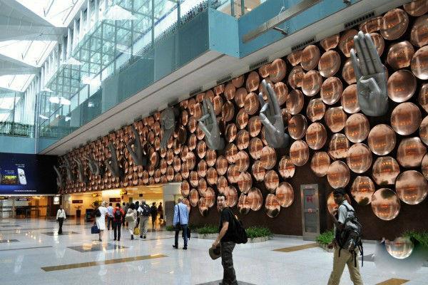 delhi igi terminal 2 starts flying today