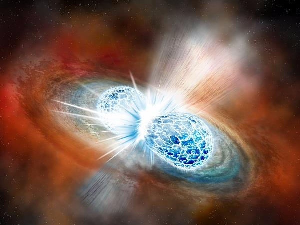 2 star smashup could unravel mysteries of the universe