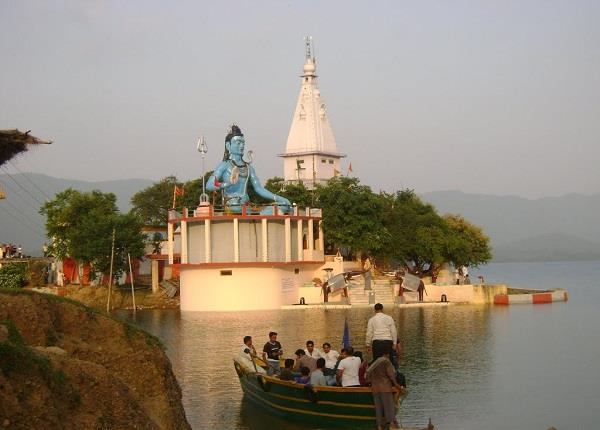 now boat not in will have to go baba grib nath temple