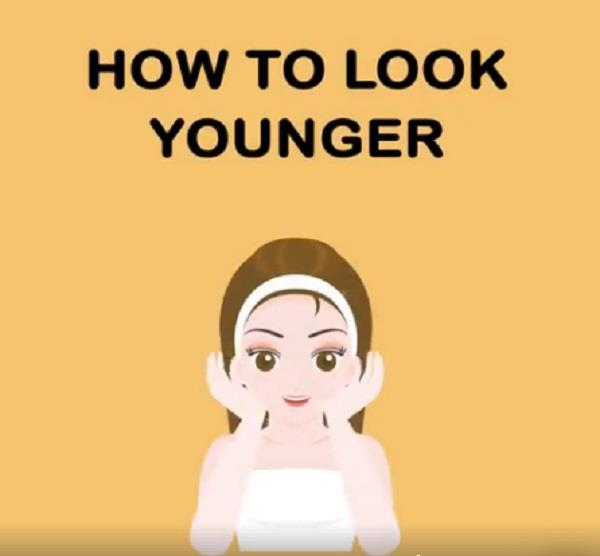 if you want to stay young then these tips will come to your work