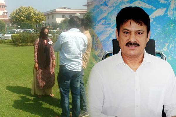 swaran salaria disqualified for hiding rape case information