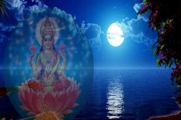 sharad purnima tomorrow invite maa lakshmi