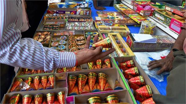 fireworks can be bought in these five places in the city