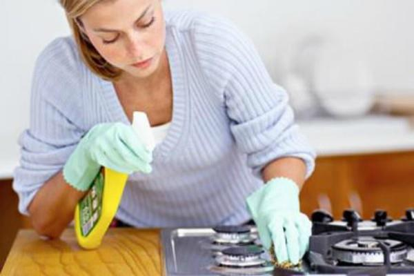 importnce of cleanliness in kitchen