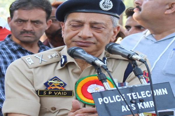 dgp directs jawans to take care of their health