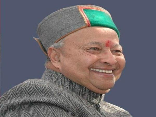 due to virbhadra  the land of god has become the laughing pot
