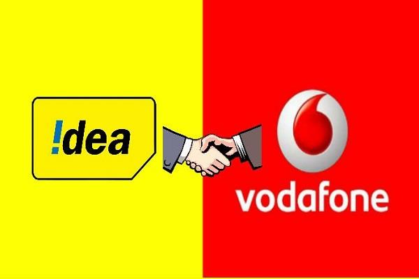 shareholders granted the idea of merger of idea vodafone