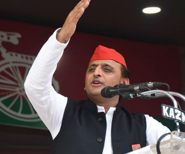 gst has divided the business  akhilesh