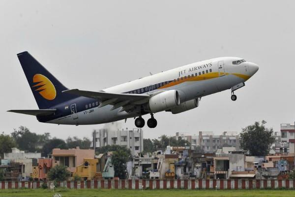 cell phone catches fire on delhi indore jet airways flight
