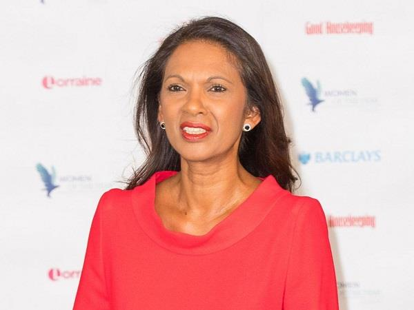 gina miller named britain  s most influential black person