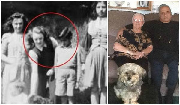 sister reunited with brother after 60 years by facebook