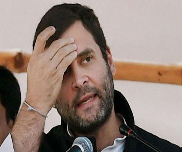 amethi administration not approved rahul visit