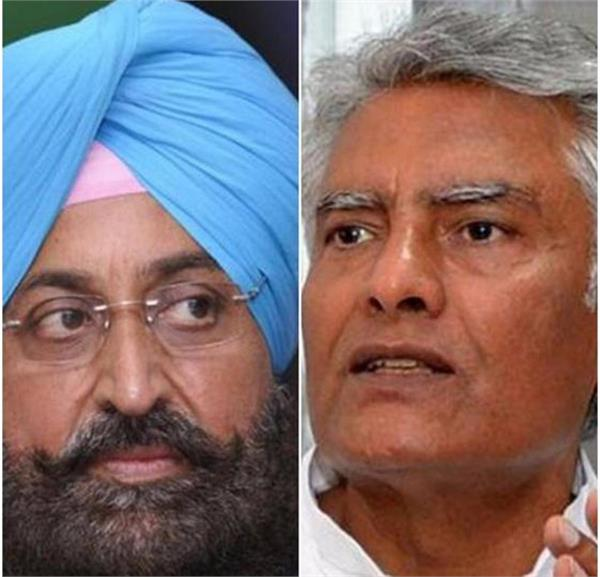 bajwa s strong entry in the jakhar rally