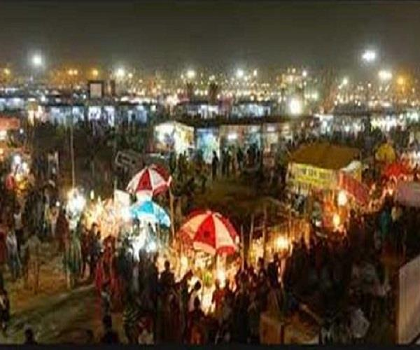 lucknow festival stops due to urban body elections