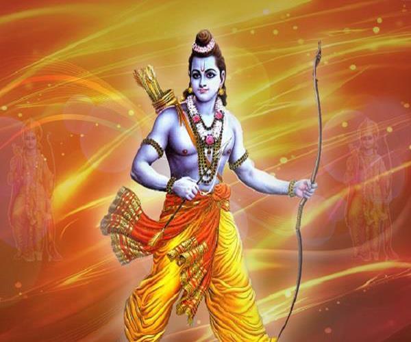 ayodhya will be seen in the grand statue of lord rama  raised objection