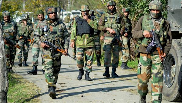 stonepelting on security forces in north  kashmir