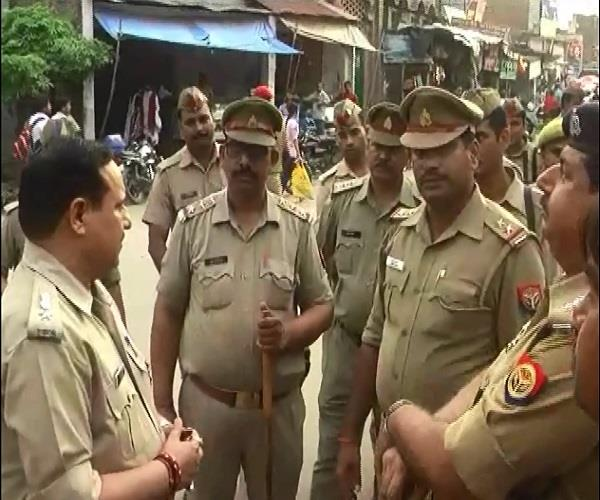 death of two policemen in the same day