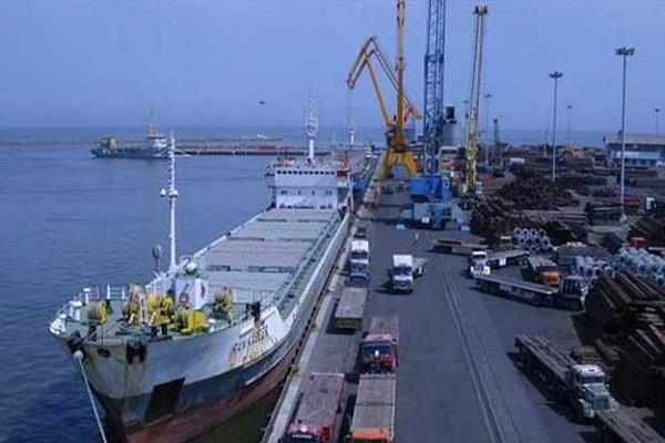 first turn of wheat to afghanistan by chabahar