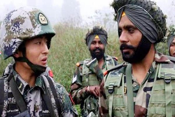 indian army to leave behind dokalam border