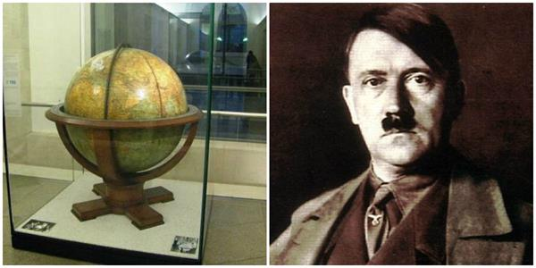 us  hitler  s globe sold for  65 000 at auction