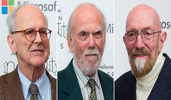 3 american win the 2017 nobel prize in physics