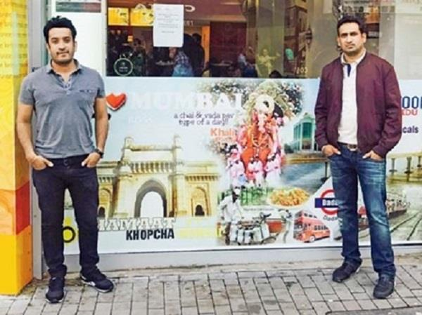 rs 4 4 crore a year selling vada pav in london