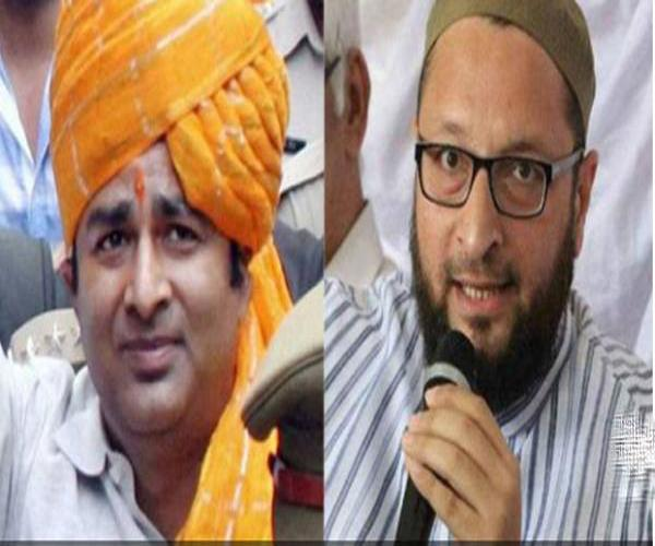 controversial statement of sangeet som  aimim chief did the turnaround