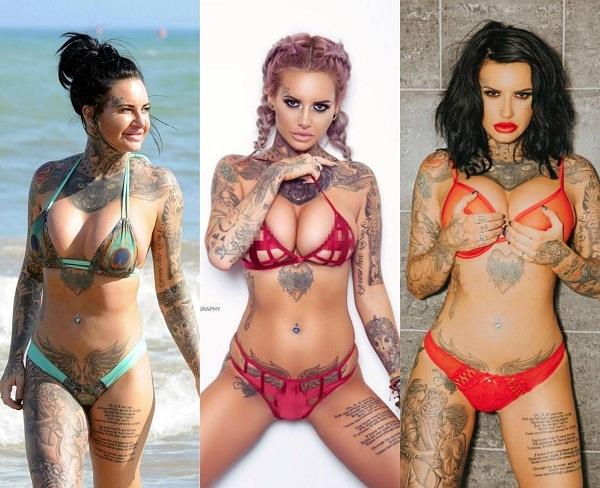 jemma lucy latest photoshoot in bold look