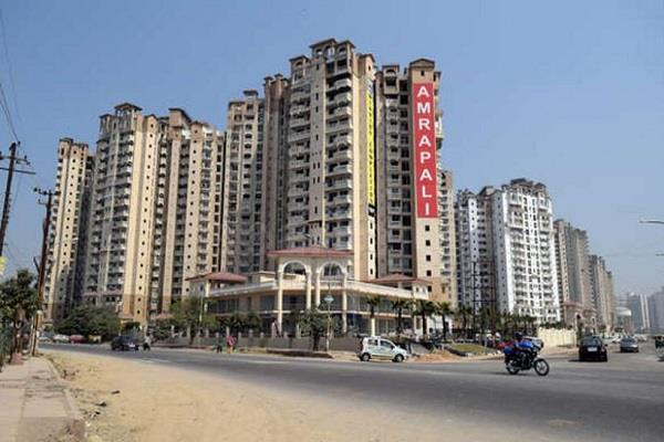 amrapali declaration process approved  40 thousand buyers will be affected