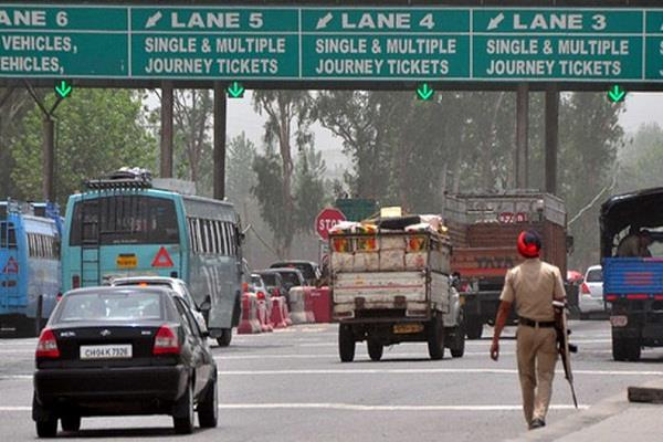 murthal toll plaza will be removed soon