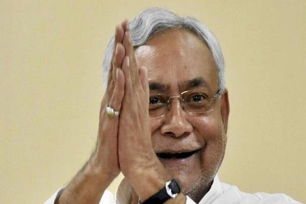 nitish congratulates on chitragupta puja and bhaiyadooj