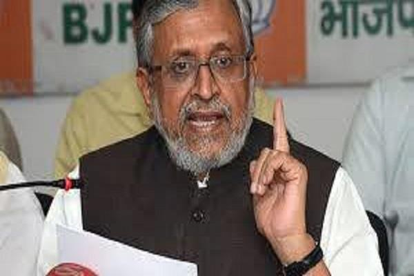 sushil modi gave lalu family a another shock
