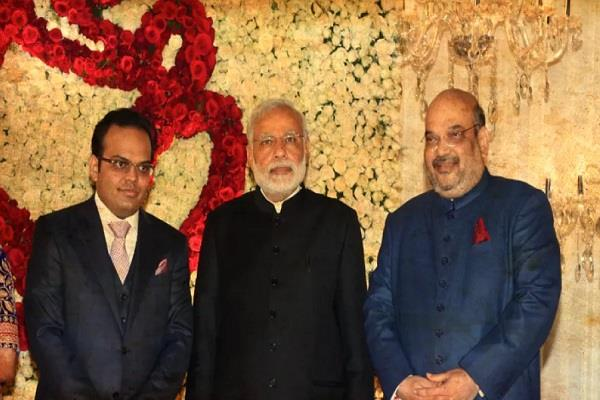 amit shah son fir against 7 people for defamation case