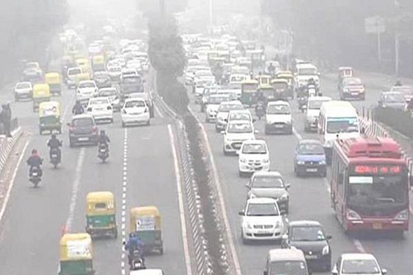 delhi s poisonous air before deepawali