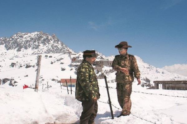 india preparations to tackle china