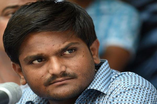 paateedaar  youth only burnt effigies of hardik