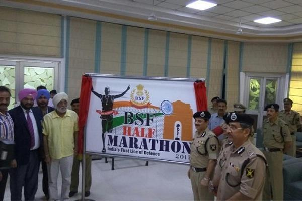half marathon organized in chandigarh 22nd october in memory of the martyrs