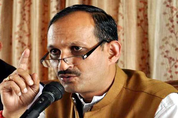 target of satti  said virbhadra government will be known for mafia
