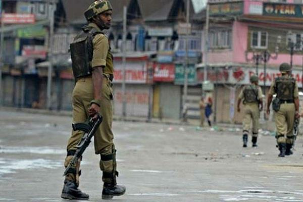 two policemen arrested in j k  supply weaponry to terrorists
