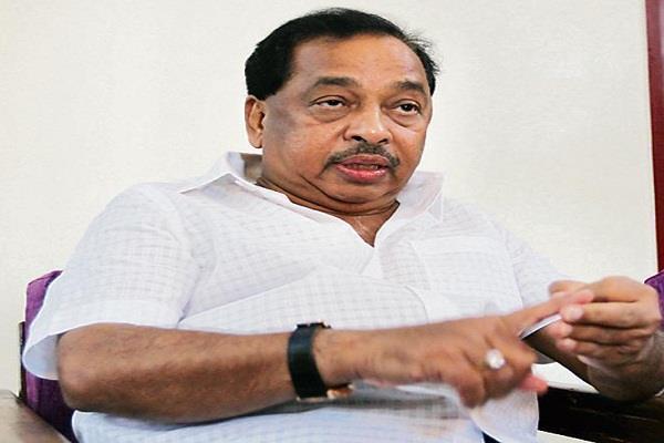 former maharashtra cm nahar rane decides to join nda