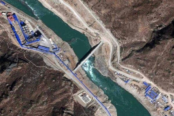 china new trick now make tunnel to break brahmaputra water