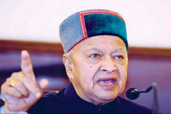 target of virbhadra said elderly sukhram are lost his memory