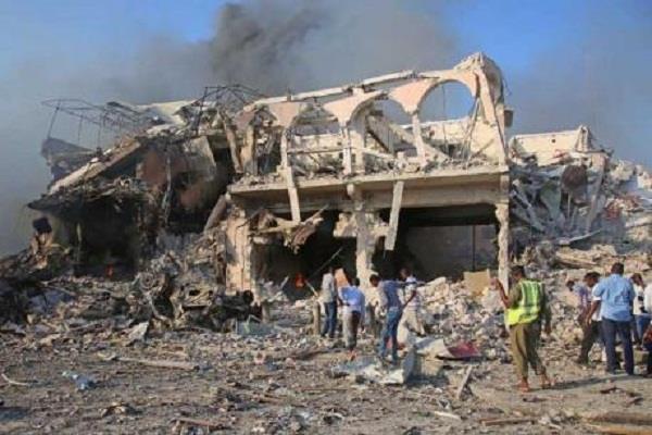 somalia  people killed in bomb blast increased to 189