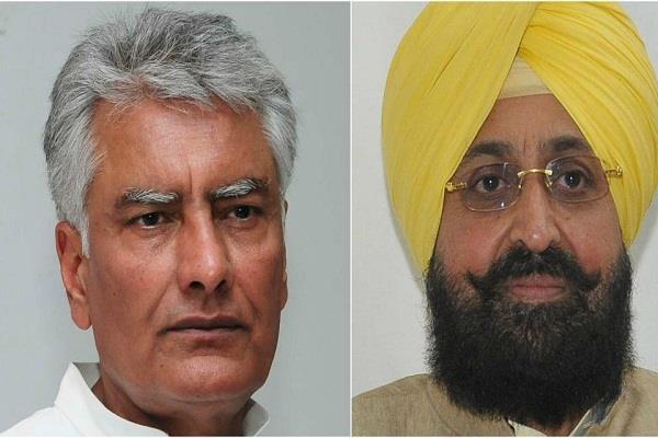 jakhar vs bajwas political battle may also be ripley in 2019